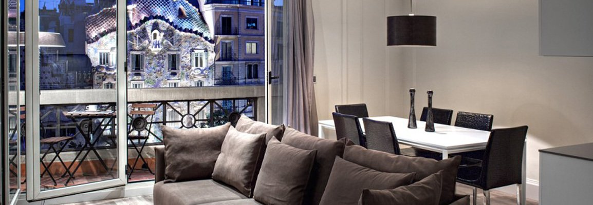 Appartement Paseo de Gracia A