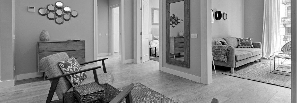 Barcelona Plaza Suites Apartment Modernista