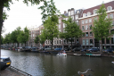 Canal Mini Duplex apartment in Amsterdam