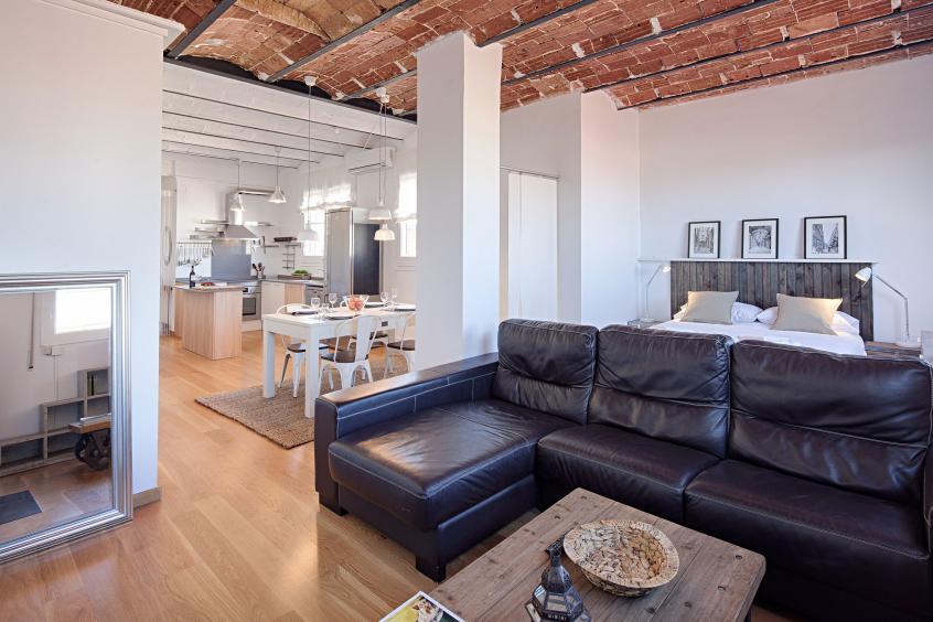 Bailn Attic apartment