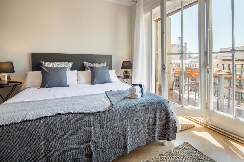 Pastel Interieur Barcelona : Pastel art nouveau apartment in barcelona digsdigs