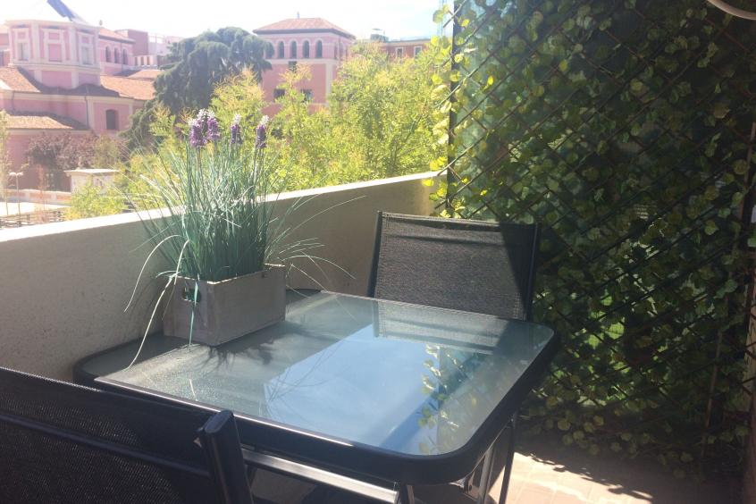 Terraza Barceló Apartment Apartment In Madrid For 4 People