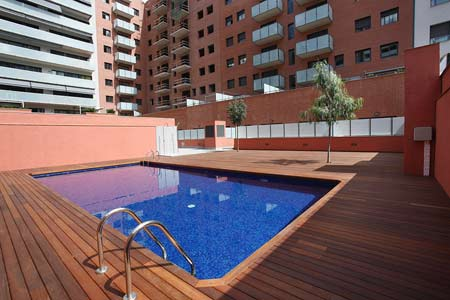 9365baja(1) Ideal Barcelona apartment for family holidays! Fluvià apartment