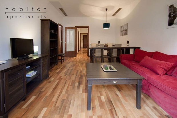 Alibei 1 apartment in Barcelona
