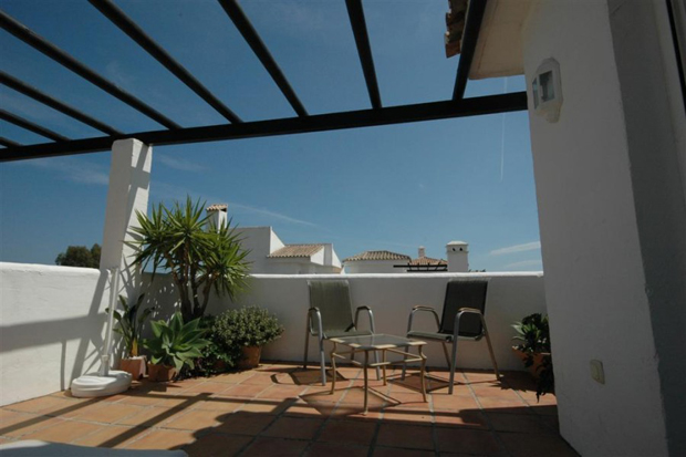 Andalusian Village Apartment in Marbella