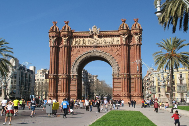 Arc de Triomf 2 Apartment in Barcelona
