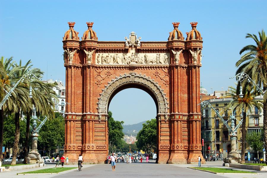Apartamento Arc de Triomf 10 - Apartamento en Barcelona para 6 ...