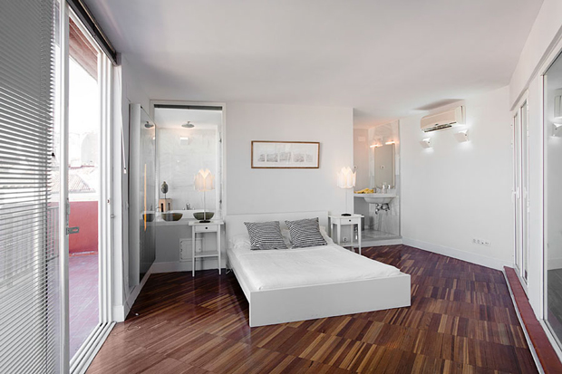 Attico Sol apartment in Madrid