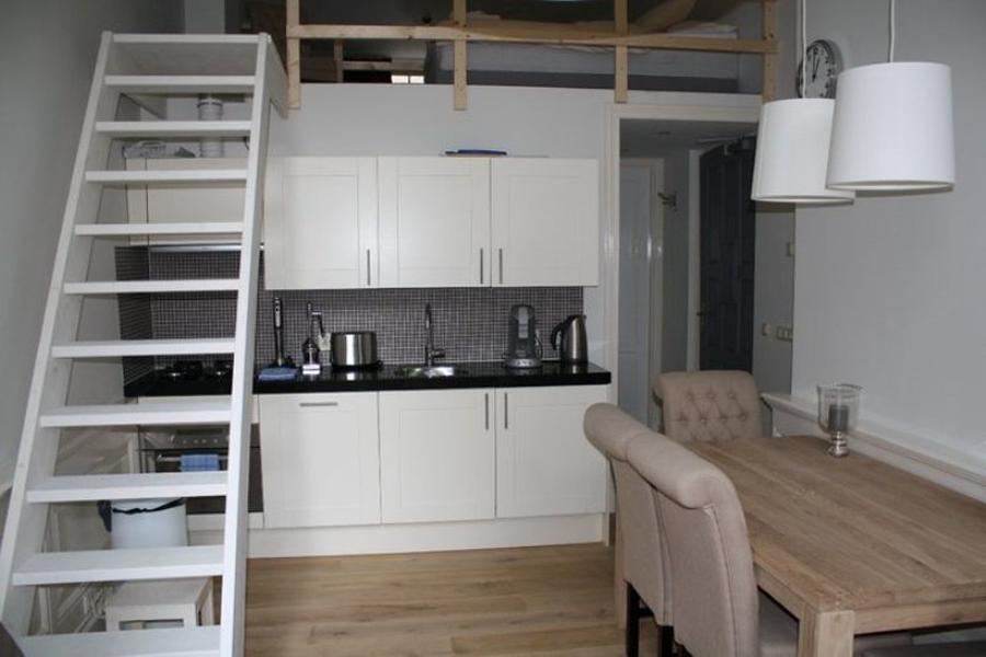 Apartamento canal mini duplex apartamento en amsterdam - Mini apartamentos ...