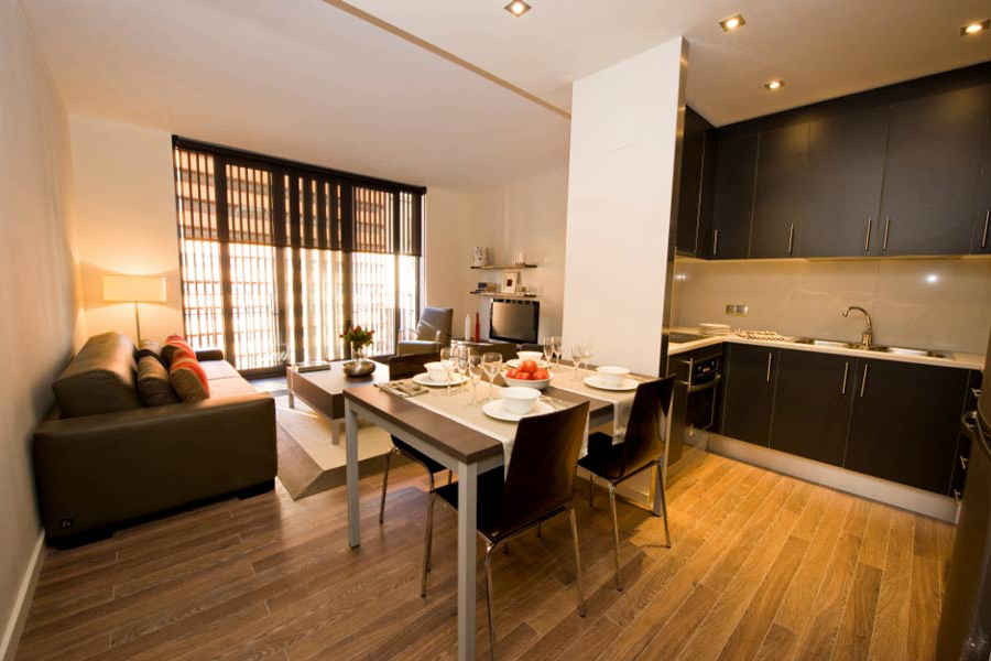 Casp 74 Standard Apartment Apartment In Barcelona For 4