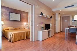 Arc de Triomf 7 apartment