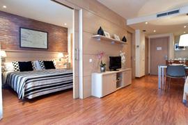 Arc de Triomf 6 apartment