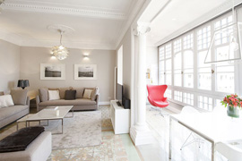 Great apartment in Barcelona completely refurbished and tastefully fitted