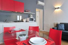 Biabecca B apartment