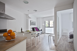Apartamento Blanca 1