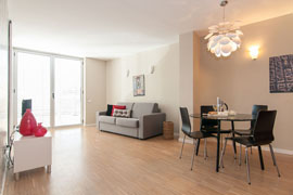 Appartement Blue 1B