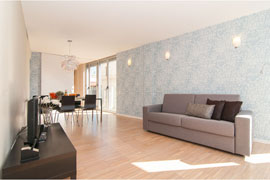 Blue 2C appartement