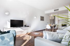 Blue 234 apartment