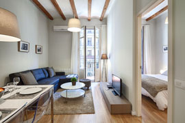 Boulevard 12 apartment, Barcelona