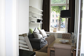 Canal Studio appartement
