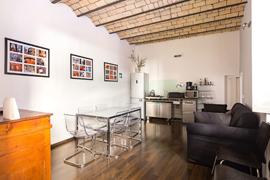 The Cunningham apartment