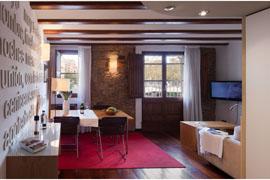 Carlos Barral apartment