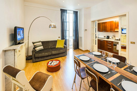 Cavour Colosseum apartment