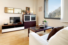 Apartamento Center Bruc