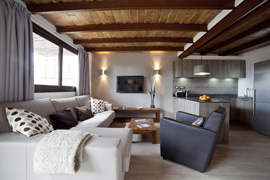 Appartement Center Ramblas Attic