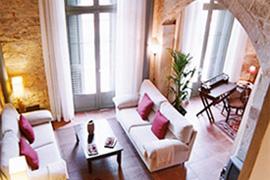 Cervantes apartment