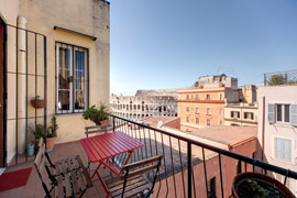 Appartement Colisseum View