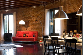 Contemporary Loft appartement