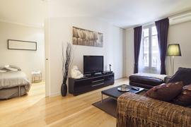 Cozy Paseo de Gracia apartment