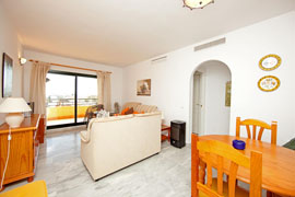 Cumbres apartment