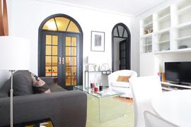 Curtis apartment