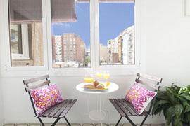 Damm 3-1 apartment