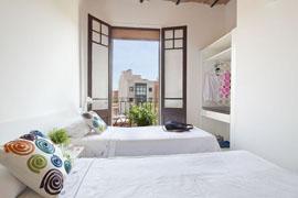 Damm 4-3 apartment