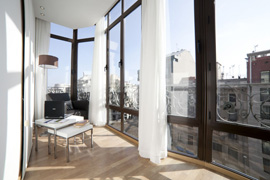 Apartamento Center Ramblas 10