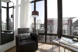 Appartement Center Ramblas 5