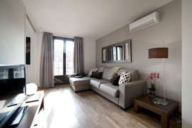 Apartamento Center Ramblas 9