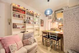 Gaia's apartment