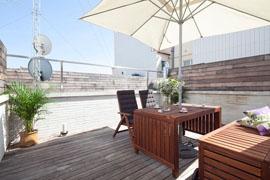 Appartamento Barcelona Garden Attic V