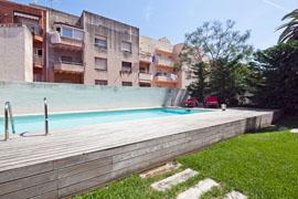 Appartamento Barcelona Garden Pool III