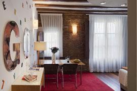 George Orwell apartment