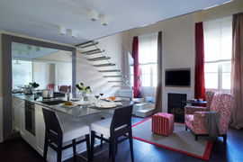 Giotto Suite 2 apartment