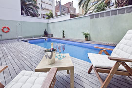 Gracia Holiday Pool IV apartment