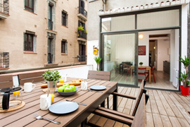 Gracia Terrace appartement