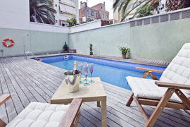 Gracia Holiday Pool II appartement