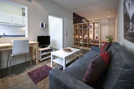 Gran Via 3B appartement