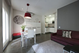 Gran Via 4A appartement